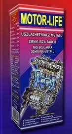 MOTOR-LIFE USZLACHETNIACZ METALU 250ML