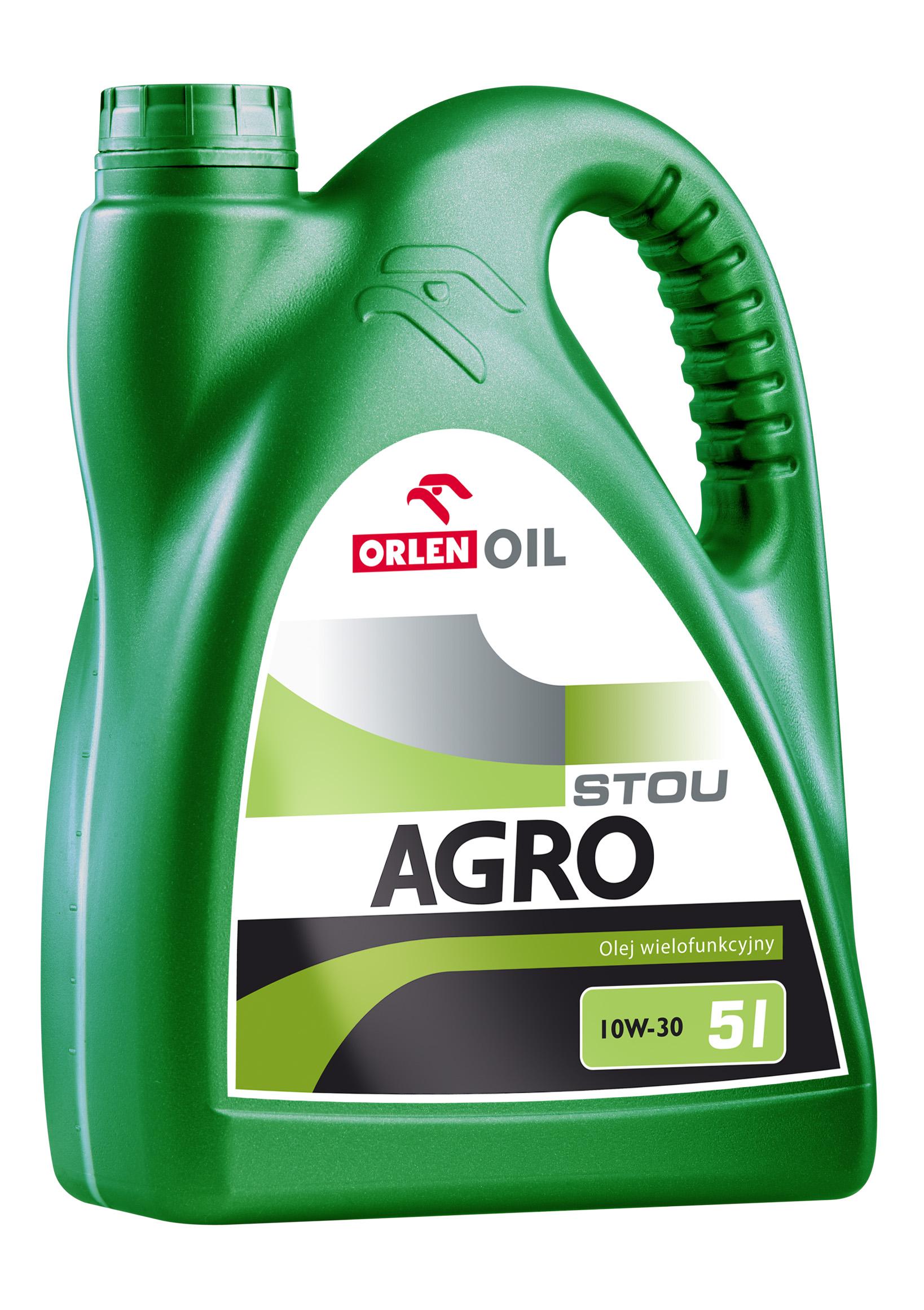 ORLEN OIL AGRO STOU CF-4/GL-4/L-HV 10W/30   5L