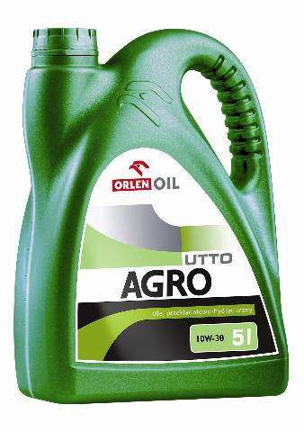 ORLEN OIL AGRO UTTO 10W/30   5L