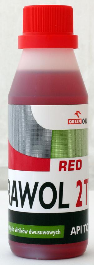 ORLEN OIL TRAWOL 2T CZERWONY  P 100ML