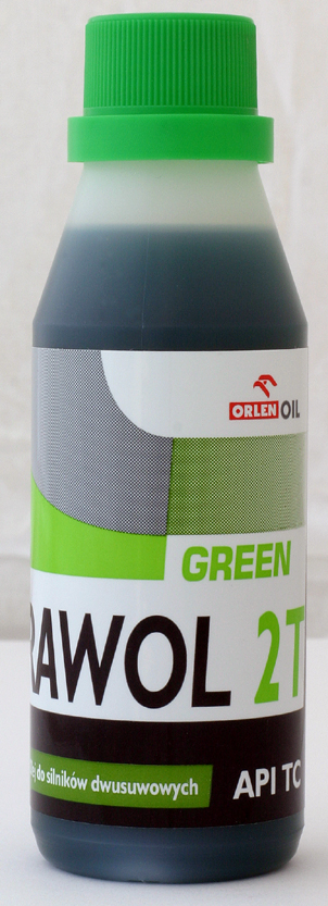 ORLEN OIL TRAWOL 2T ZIELONY   P 100ML
