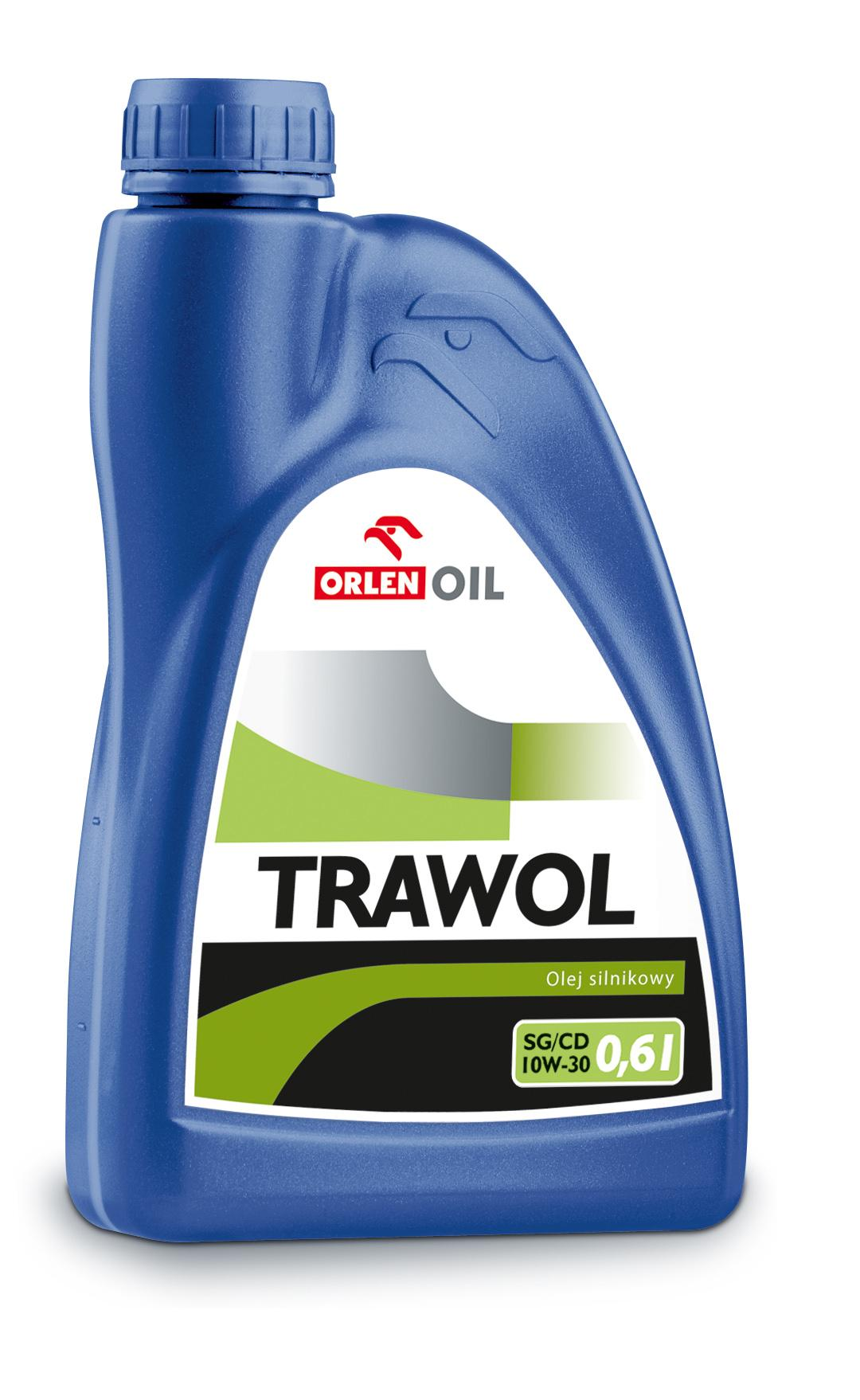 ORLEN OIL TRAWOL SG/CD 10W/30  0,6L