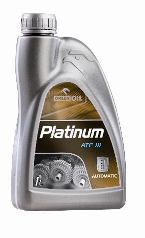 PLATINUM GEAR ATF III   1L
