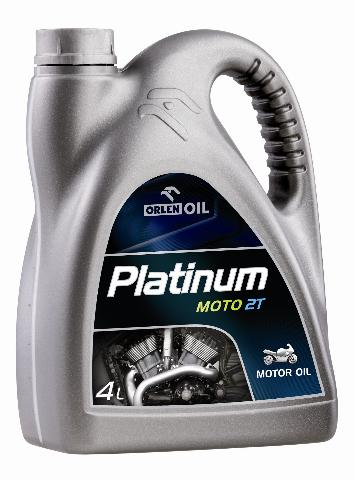 PLATINUM MOTO 2T  4 L   W