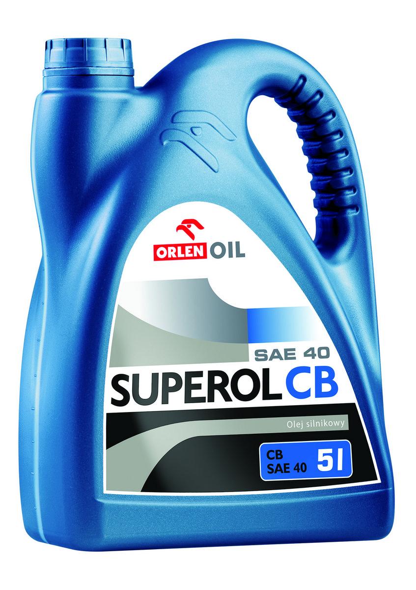 ORLEN OIL SUPEROL CB SAE 40   5L