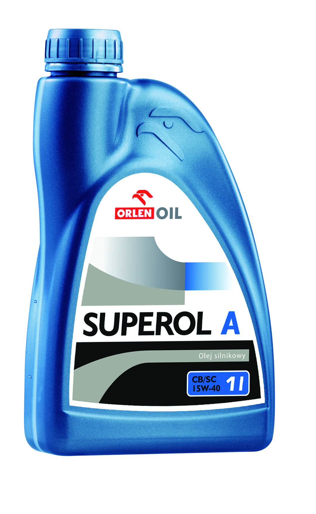 ORLEN OIL SUPEROL  A CB/SC SAE 15W/40   1L