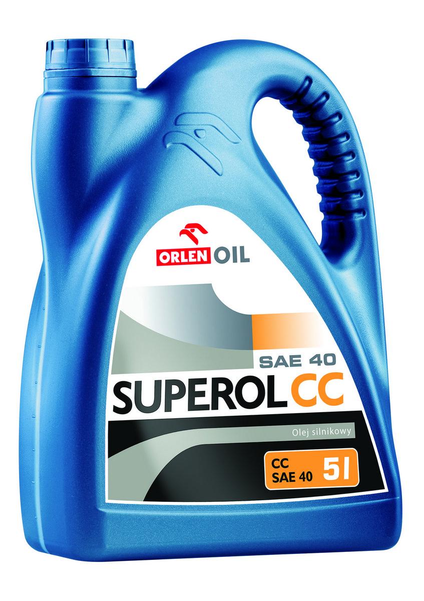 ORLEN OIL SUPEROL CC SAE 40   5L