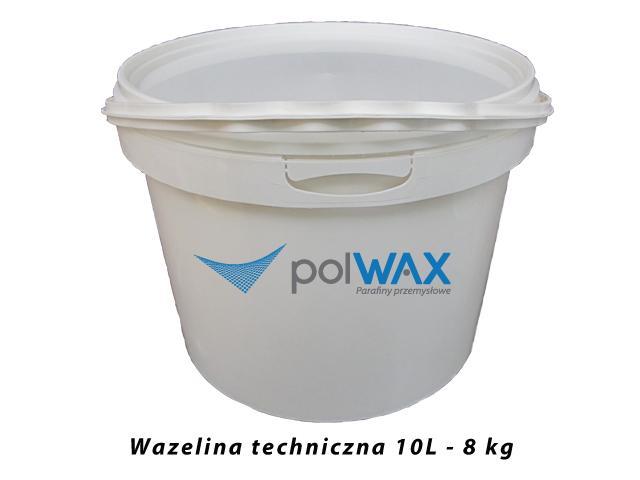 WAZELINA TECHNICZNA WYSOKOTOPLIWA 10L/8KG