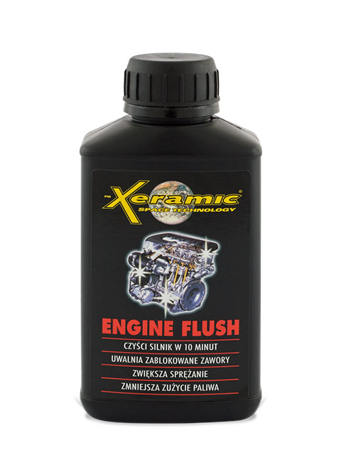 XERAMIC - ENGINE FLUSH - DO PŁUKANIA SILNIKA 250 ML