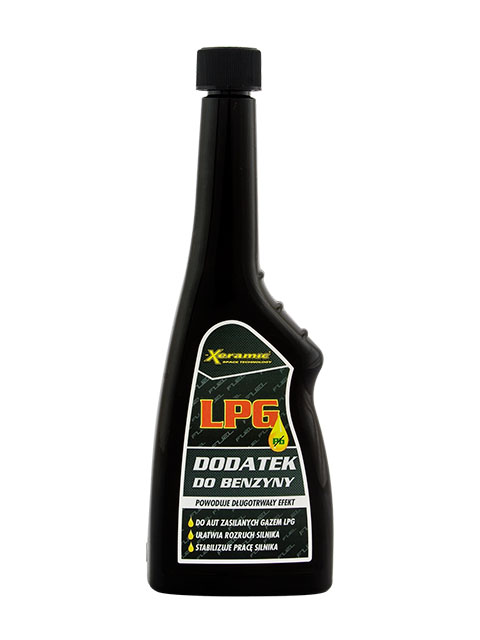 XERAMIC - LPG GAZ ADDITIVE 250ML