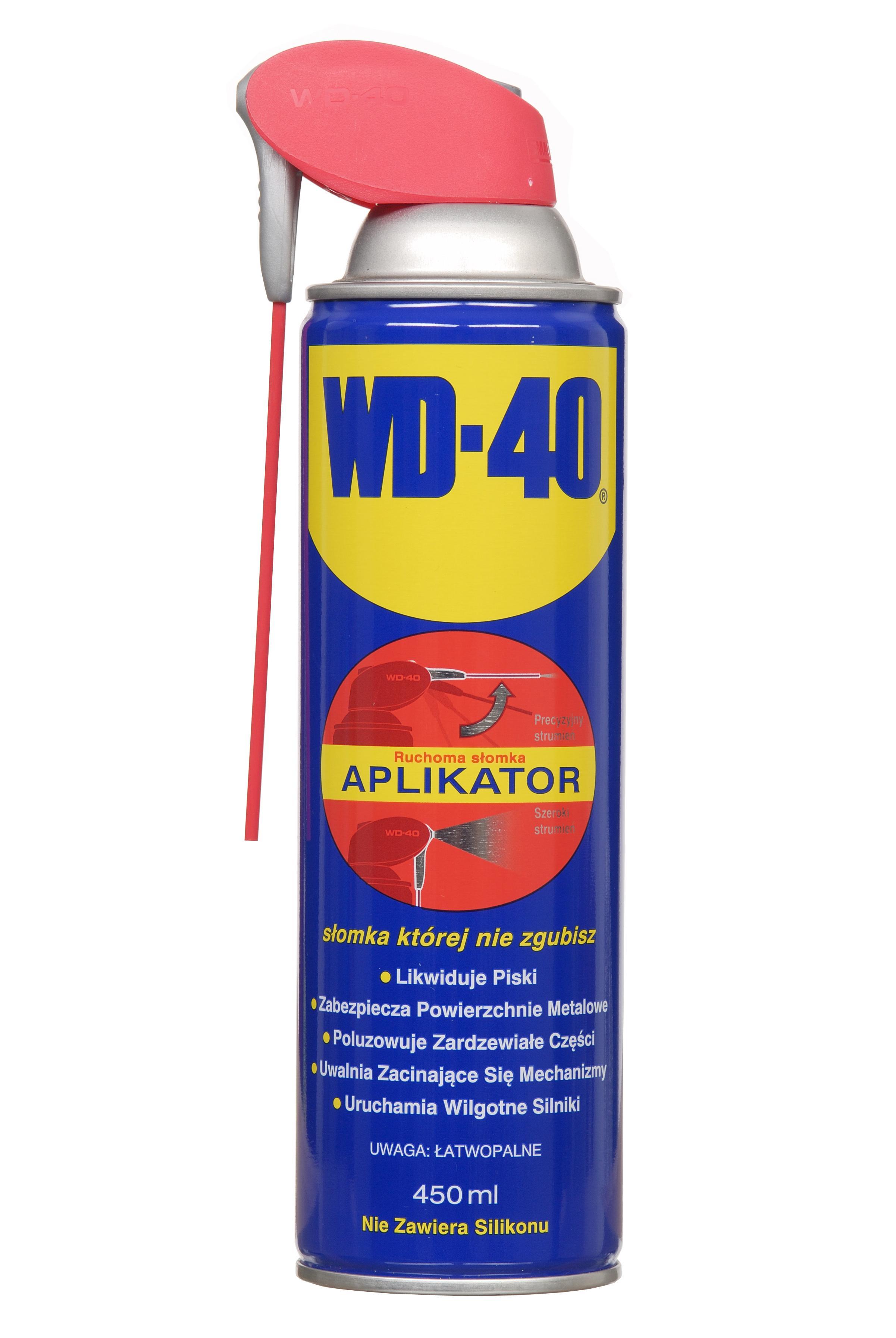 WD-40 450ML APLIKATOR
