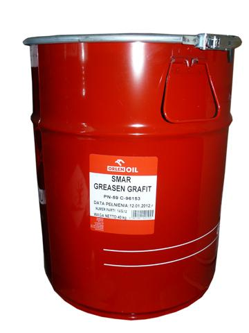 ORLEN OIL GREASEN GRAFIT   H 40KG