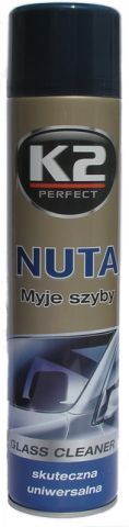 K2  NUTA PIANKA DO SZYB SPRAY 600ML