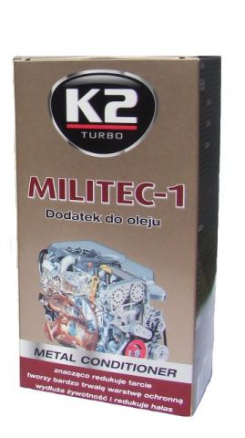 K2 TURBO MILITEC DODATEK DO OLEJU 250ML T380