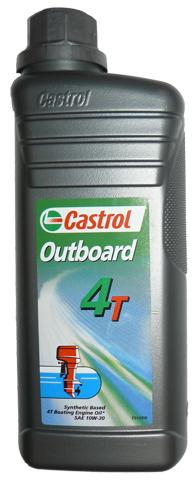 CASTROL OUTBOARD 4T 1L