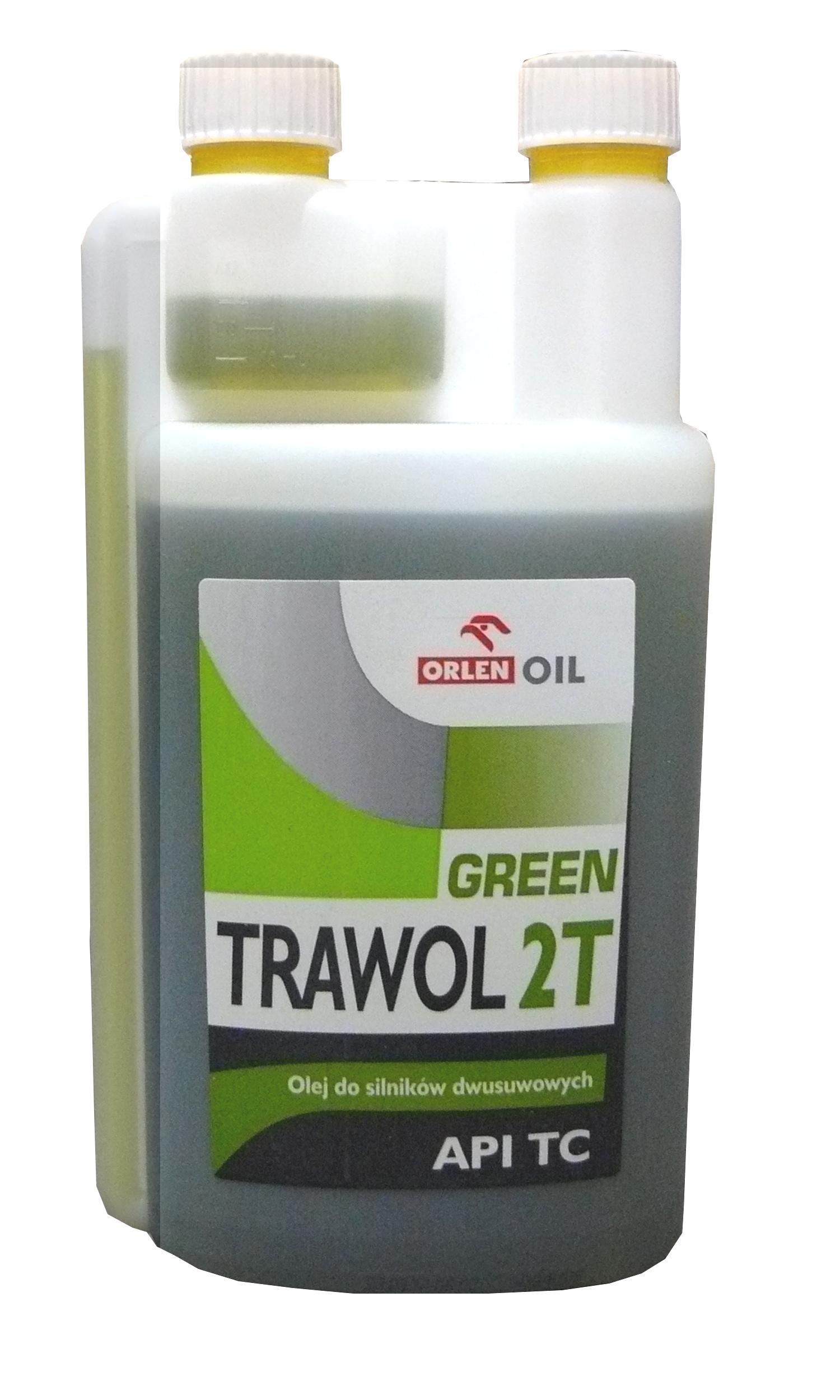 ORLEN OIL TRAWOL 2T ZIELONY   1L M05
