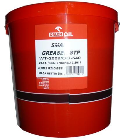 ORLEN OIL GREASEN STP   P 9KG
