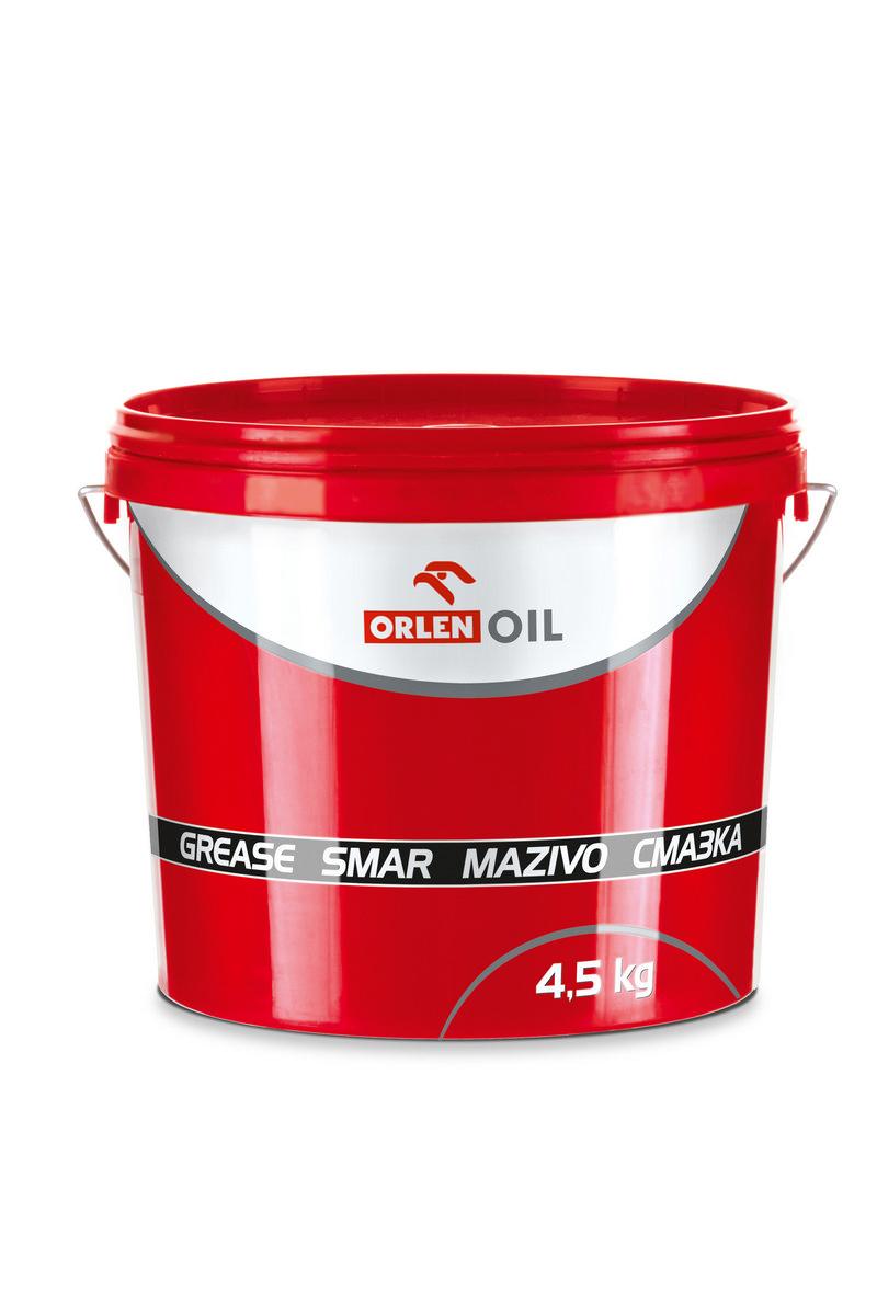 ORLEN OIL GREASEN ŁT-4 S-2   P 4,5KG