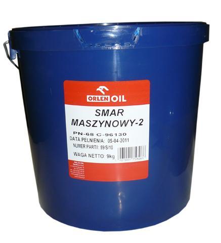 ORLEN OIL MASZYNOWY 2      P 9KG