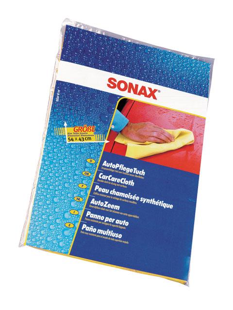 SONAX 419 200  ŚCIERECZKA DO OSUSZANIA
