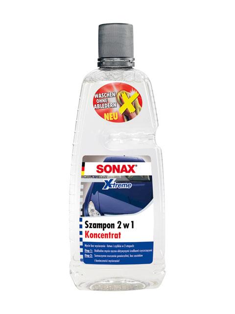 SONAX XTREME SZAMPON 2W1 KONCETRAT 1L