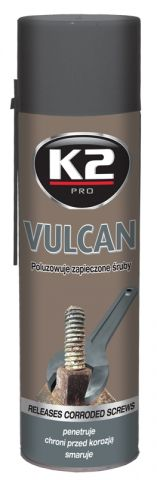 K2 VULCAN SUPER PENETRANT DO ŚRUB 500ML W115