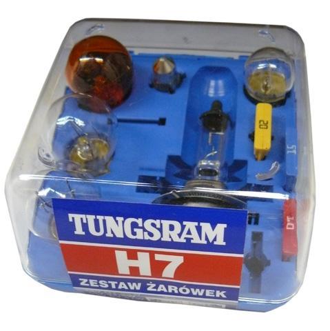 TUNGSRAM TZ-H7 ZESTAW H7 12V