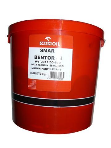 ORLEN OIL BENTOR 2  P 9KG