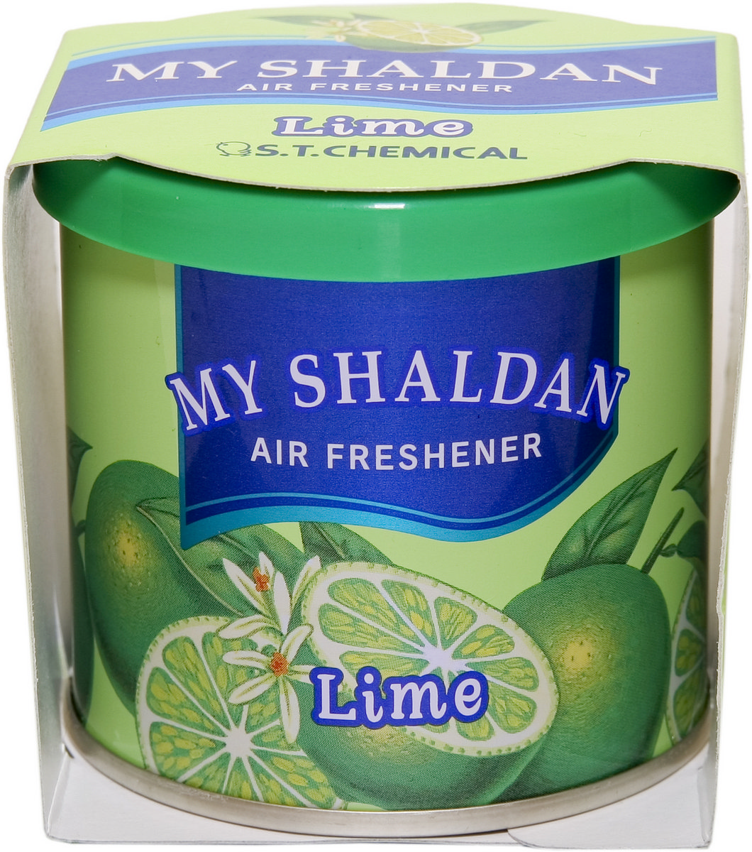 MY SHALDAN 90-002 80GR LIMONKA (LIME)