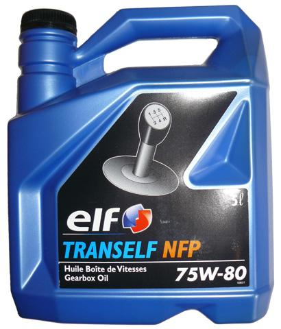 ELF TRANSELF NFP 75W/80 5L