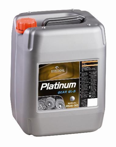 PLATINUM GEAR GL-5 85W/90  KP 20L