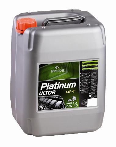 PLATINUM ULTOR SHPDO CG-4 15W/40    Kp 20L