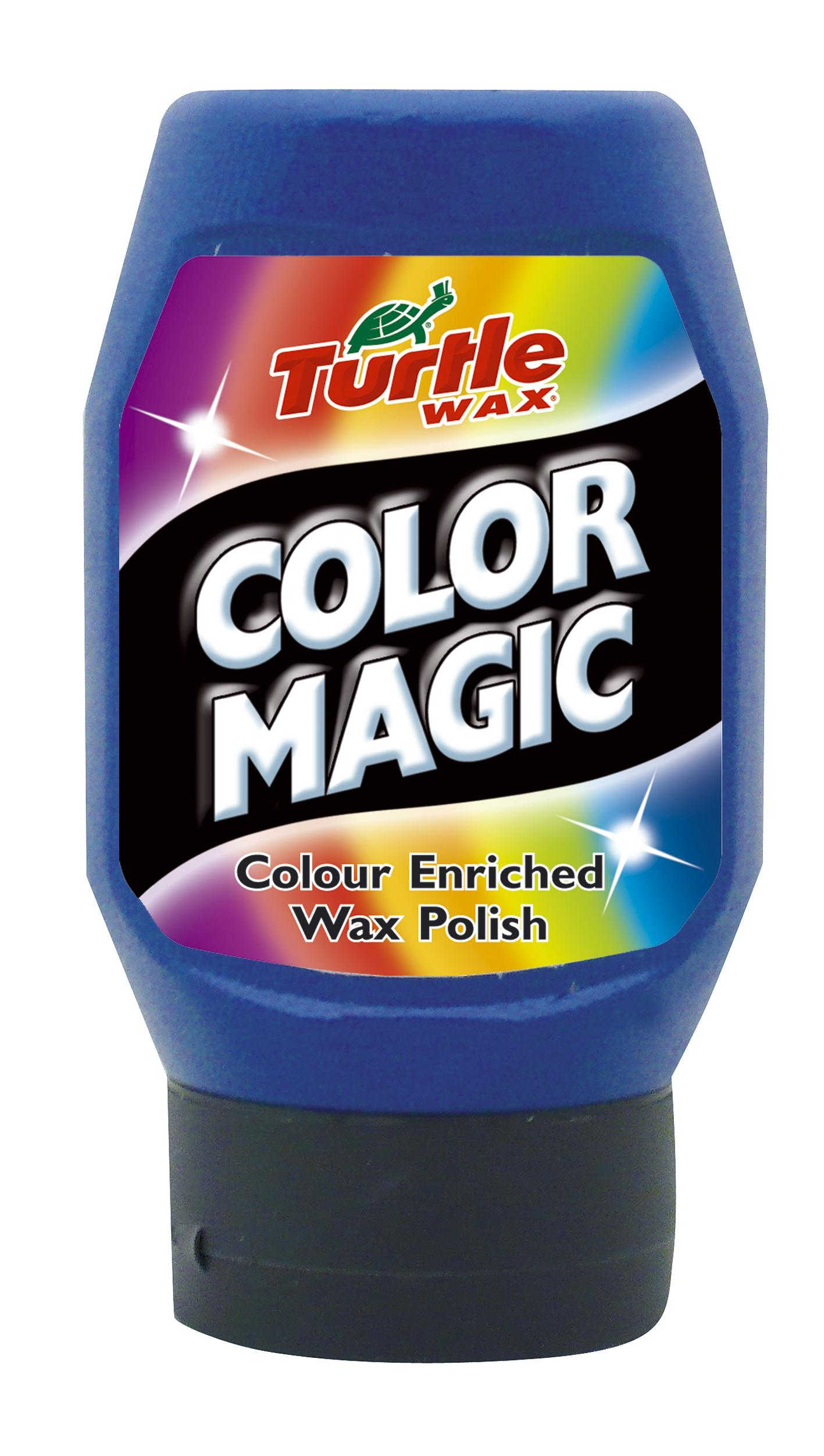 TW 70-136  COLOR MAGIC WOSK GRANAT 300ML TURTLE WAX
