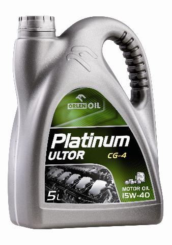 PLATINUM ULTOR SHPDO CG-4 15W/40    5L