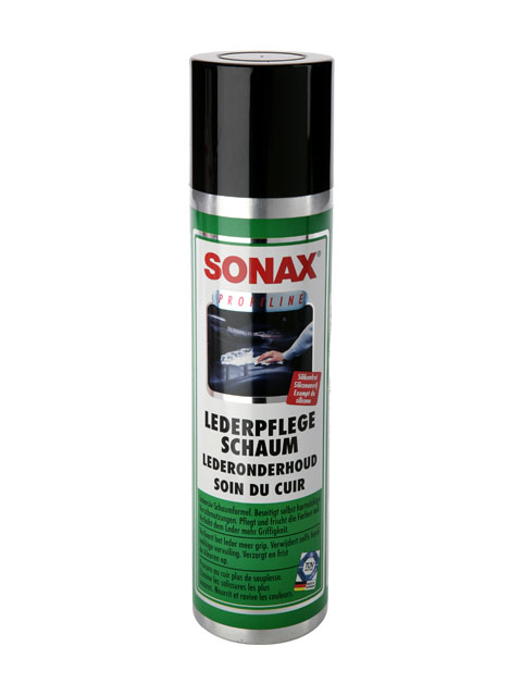SONAX 289 300  PROFILINE PIANKA DO CZYSZCZENIA SKÓRY 400ML