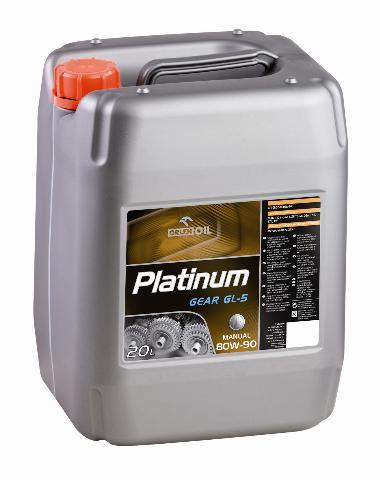 PLATINUM GEAR GL-5 80W/90  KP 20L