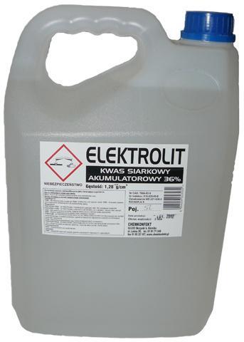 ELEKTROLIT  5L