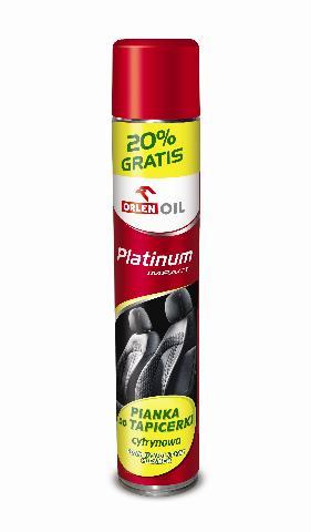PLATINUM IMPACT PIANKA DO TAPICERKI CYTRYNA   400ml