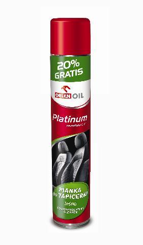 PLATINUM IMPACT PIANKA DO TAPICERKI LEŚNA        400ml    wycofane z oferty