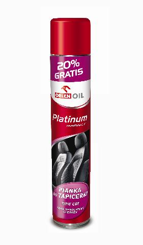 PLATINUM IMPACT PIANKA DO TAPICERKI NEW CAR   400ml