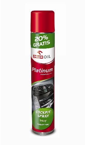 PLATINUM IMPACT COCPIT SPRAY LEŚNY 600ml