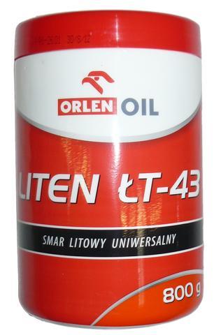 ORLEN OIL LITEN ŁT-43     P 800g