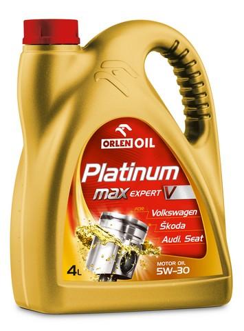 PLATINUM MAX EXPERT V 5W/30   4L