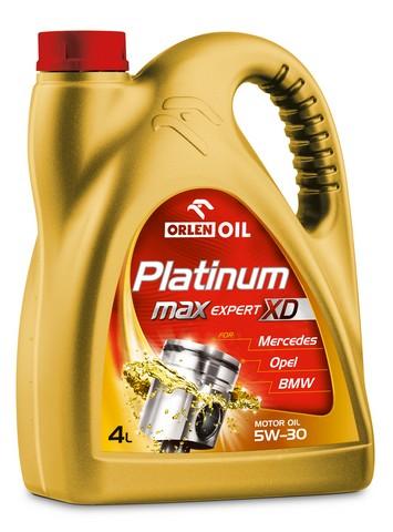 PLATINUM MAX EXPERT XD 5W/30   4L