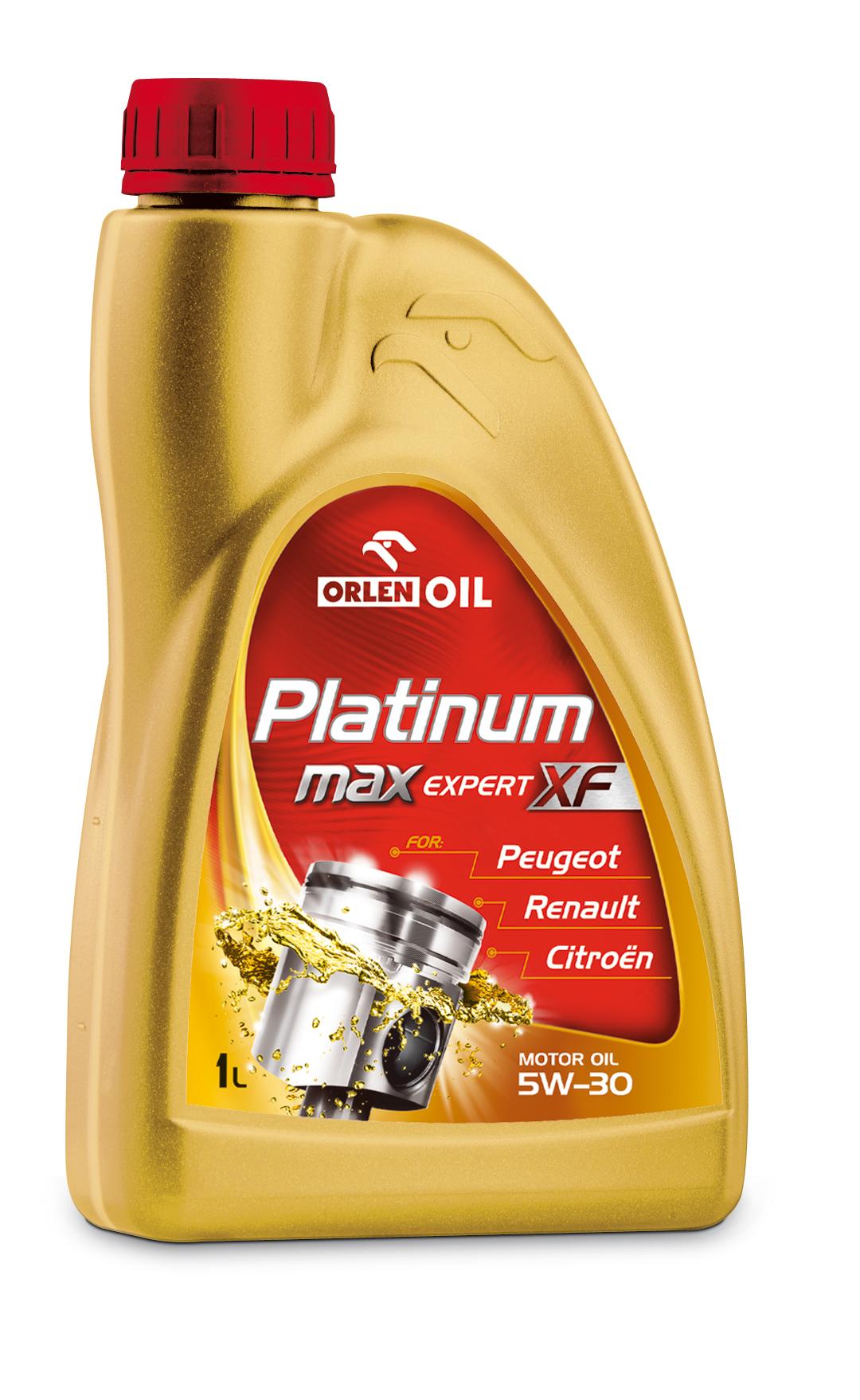 PLATINUM MAX EXPERT XF 5W/30   1L