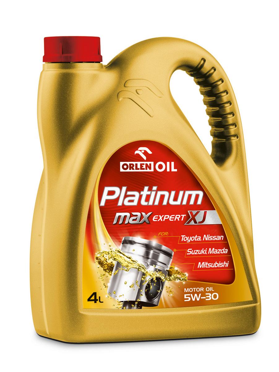 PLATINUM MAX EXPERT XJ 5W/30  4L