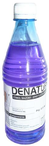 DENATURAT 0,5L