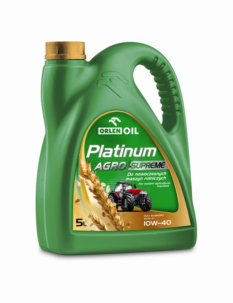 PLATINUM AGRO SUPREME 10W/40   5L