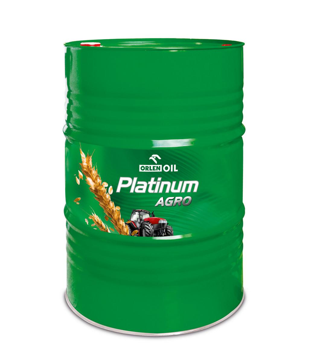 PLATINUM AGRO UTTO 10W/30   BECZKA 205L