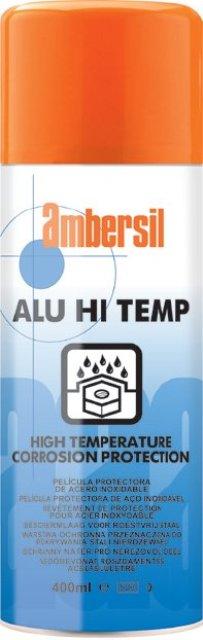 AMBERSIL ALU HI TEMP 400ML - POWŁOKA OCHRONNA WYSOKOTEMPERATUROWA 30296-AA